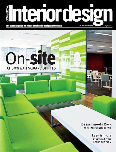Commercial Interior Design - February 2012 ylab arquitectos