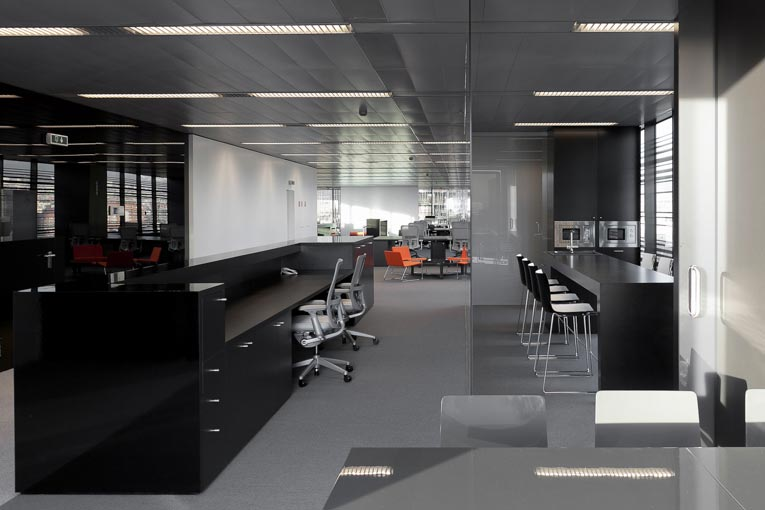 ANV Corporate interior design