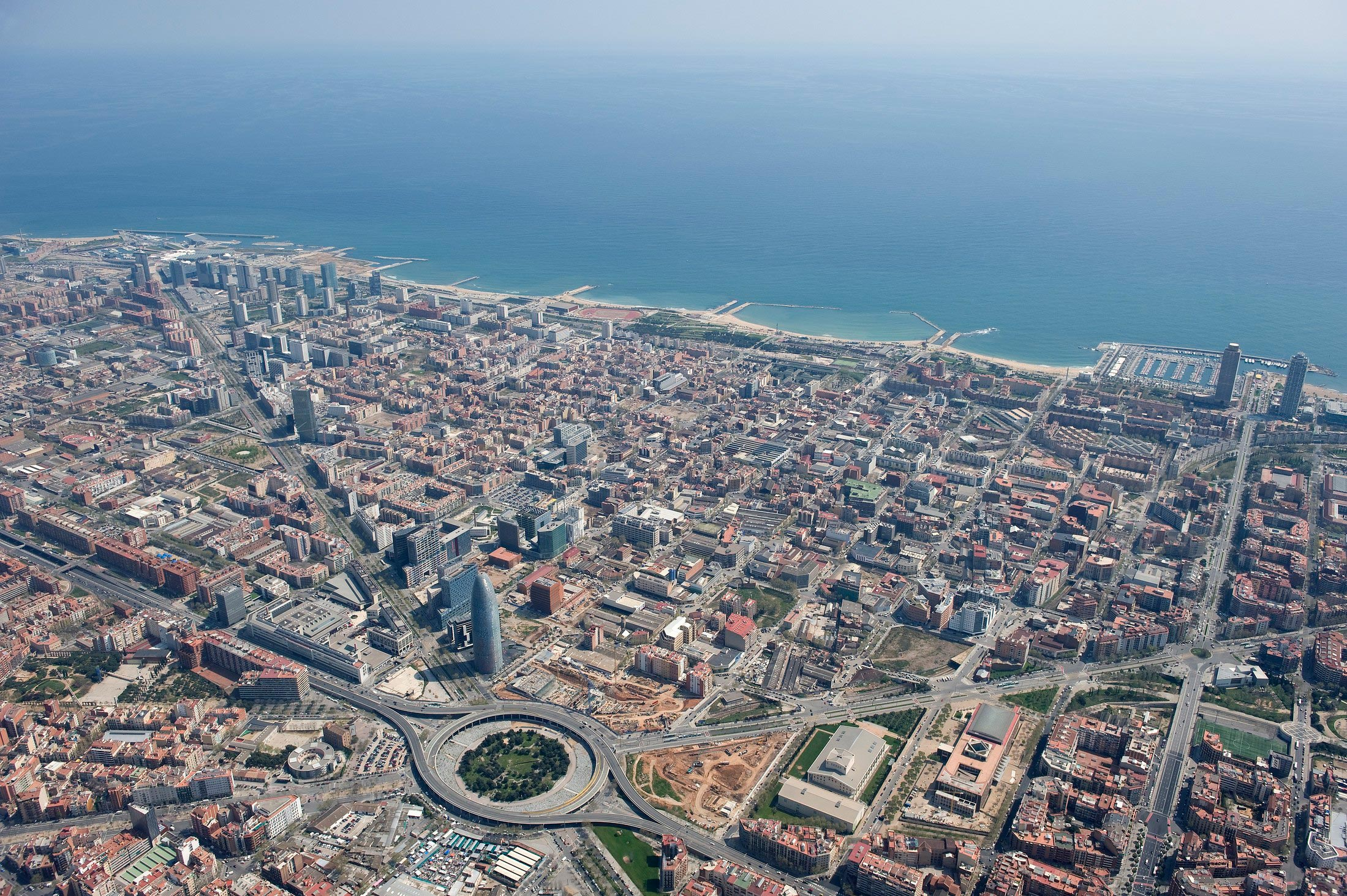 OUR OFFICE IS LOCATED AT BARCELONA'S 22@ INNOVATIVE DISTRICT