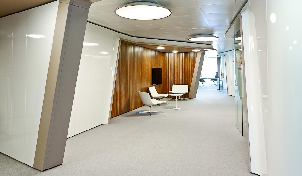 WORKPLACE DESIGN AND CONSULTANCY
