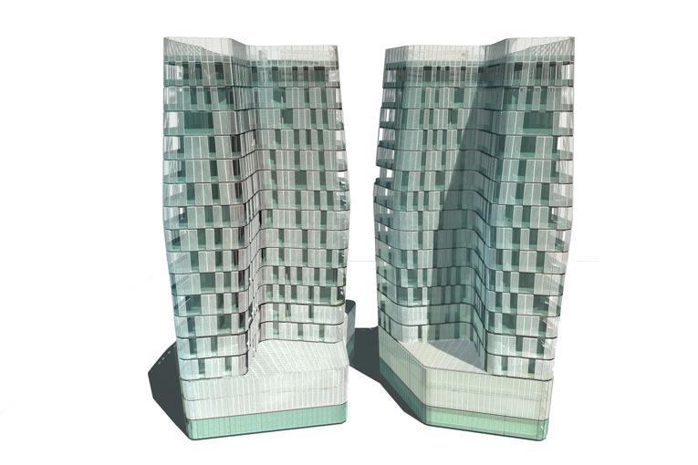 Sociopolis Residential Towers